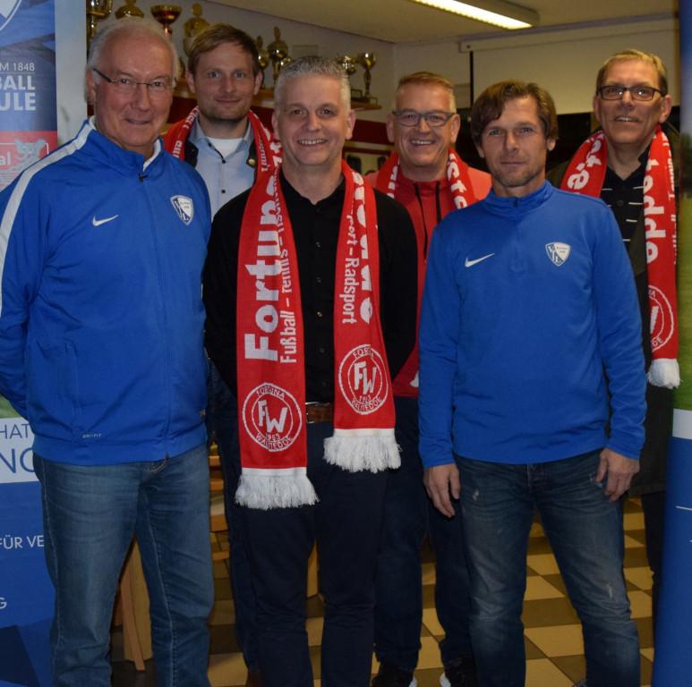 VfL Bochum Fußballschule kommt