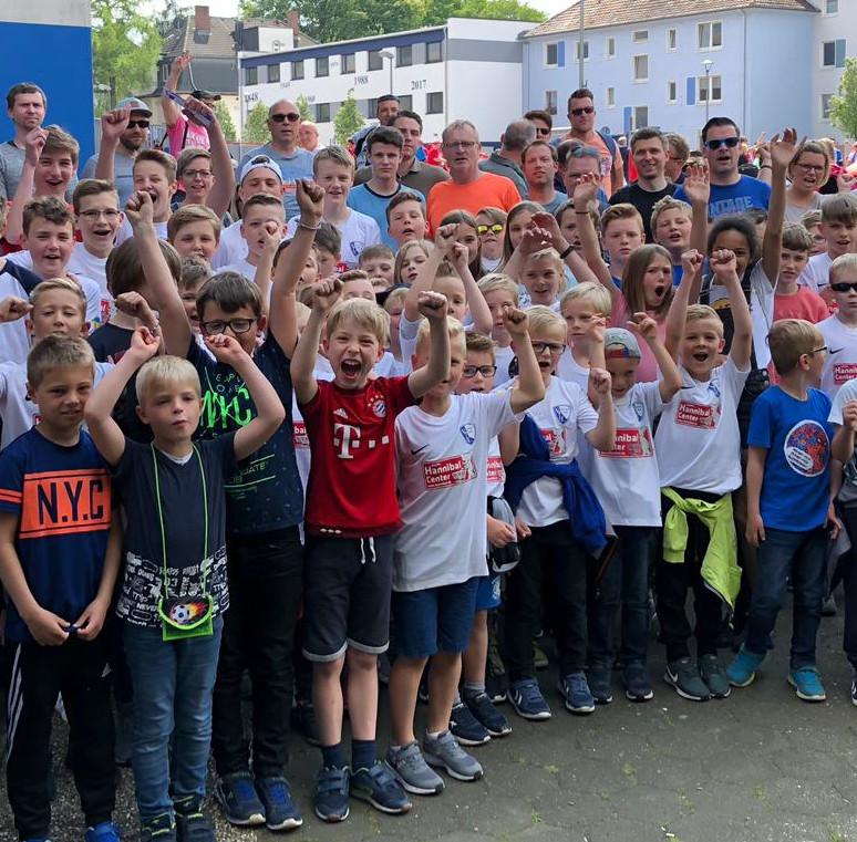 Fortuna zu Gast in Bochum